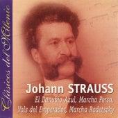 Clásicos del Milenio. Johann Strauss by Viena Opera Orchestra