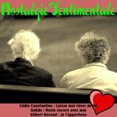 Nostalgie sentimentale by Various Artists