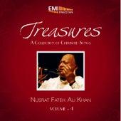 Treasures Nusrat Fateh Ali Khan, Vol.4 by Nusrat Fateh Ali Khan