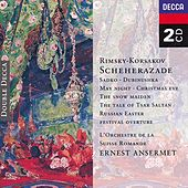 Rimsky-Korsakov: Scheherazade, etc. by Various Artists