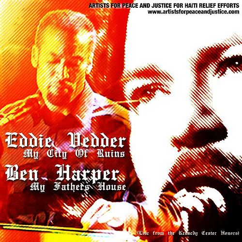 My City of Ruins / My Father's House (Live) (Benefiting Artists for Peace and Justice Haiti Relief) by Various Artists