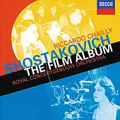 Shostakovich: The Film Album - Excerpts from Hamlet / The Counterplan etc. by Various Artists