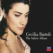 Cecilia Bartoli: The Salieri Album by Cecilia Bartoli