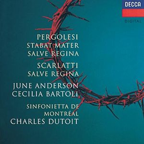 Scarlatti: Salve Regina / Pergolesi: Stabat Mater by Various Artists