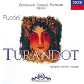 Puccini: Turandot - Highlights by Various Artists