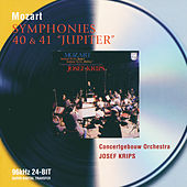 Mozart: Symphonies Nos.40 & 41 by Royal Concertgebouw Orchestra