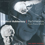 Rachmaninov: Transcriptions by Vladimir Ashkenazy
