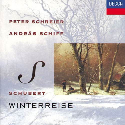Schubert: Winterreise by Peter Schreier