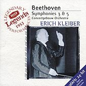 Beethoven: Symphonies Nos.3 & 5 by Various Artists