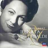 The Great Renata Tebaldi by Various Artists