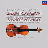 Vivaldi: The Four Seasons; Concertos for 3 & 4 violins by Salvatore Accardo