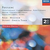 Poulenc: Piano Concerto/Organ Concerto/Gloria etc. by Various Artists