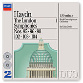 Haydn: The London Symphonies - Nos. 95, 96, 98 & 102 - 104 by Royal Concertgebouw Orchestra