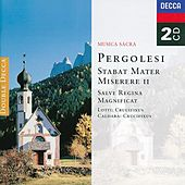 Pergolesi: Stabat Mater; Miserere etc. by Various Artists