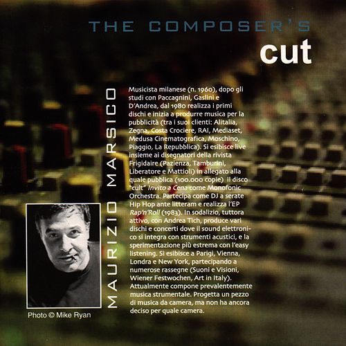 Maurizio Marsico: The Composer's Cut by Various Artists