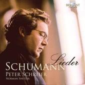 Schumann: Lieder von Peter Schreier