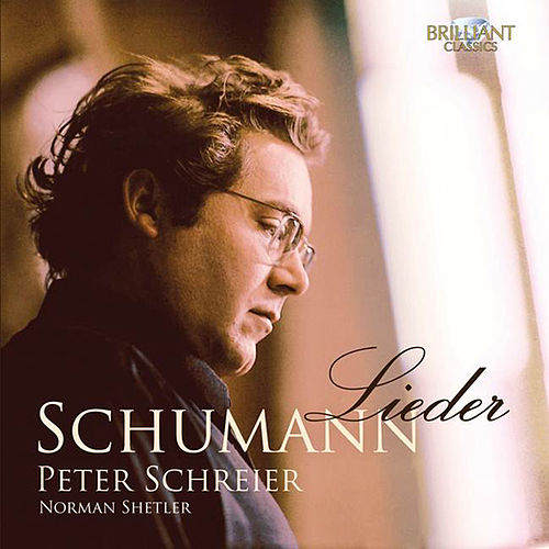 Schumann: Lieder by Peter Schreier