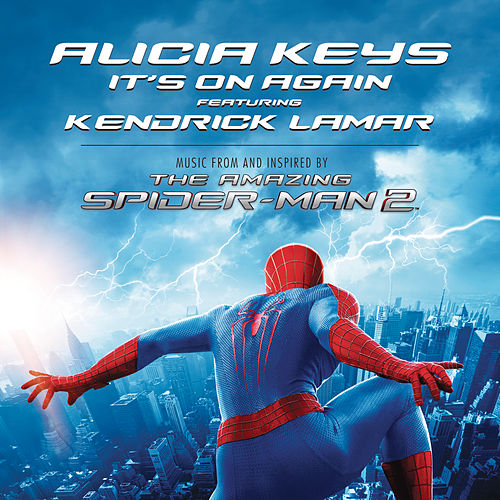 It's On Again by Alicia Keys