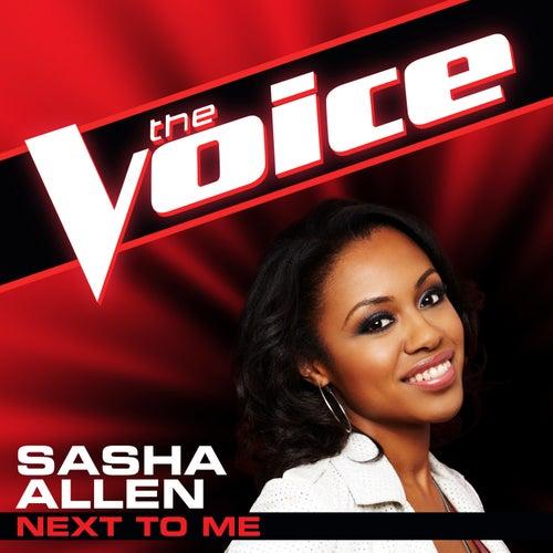 Next To Me by Sasha Allen