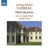 VANHAL: Flute Quartets by Uwe Grodd