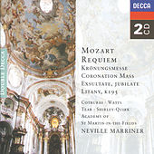 Mozart: Requiem/Krönungsmesse etc. by Various Artists