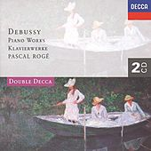 Debussy: Piano Works by Pascal Rogé
