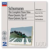 Schumann: The Complete Piano Trios/Piano Quartet/Piano Quintet by Various Artists