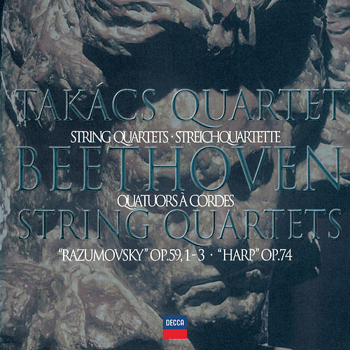 Beethoven: The Middle Quartets by Károly Schranz