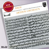 Bach: Sonatas & Partitas For Solo Violin by Arthur Grumiaux