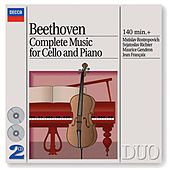 Beethoven: Complete Music for Cello and Piano by Various Artists