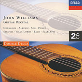 John Williams Guitar Recital by John Williams (Guitar)