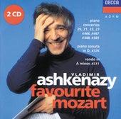 Favourite Mozart - Piano Concertos Nos.20, 21, 23, 27 etc. by Vladimir Ashkenazy