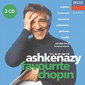 Favorite Chopin by Vladimir Ashkenazy