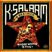 K-Salaam & Beatnick: Whose World Is This? by Various Artists