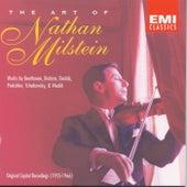 The Art of Nathan Milstein von Nathan Milstein