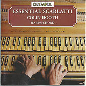 Essential Scarlatti by harpsichord Colin Booth