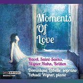 Moments of Love by Yehudi Wyner