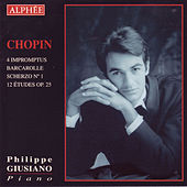 Chopin - Impromptus, Barcarolle, Scherzo No. 1 & Études op. 25 by Philippe Giusiano