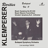 Klemperer Rarities: Budapest, Vol. 11 (Recorded 1948-1949) by Budapest Symphony Orchestra