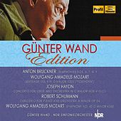Günter Wand Edition: Works by Bruckner, Haydn, Schumann, & Mozart by Various Artists