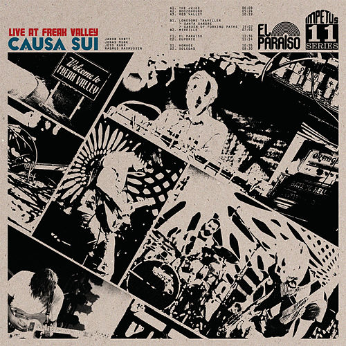 Live at Freak Valley by Causa Sui