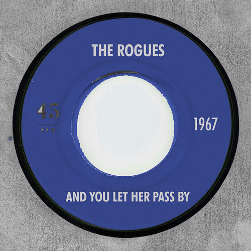 And You Let Her Pass by by The Rogues (Celtic)