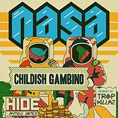 Hide (Tropkillaz Remix) [feat. Childish Gambino & Aynzli Jones] by N.A.S.A.