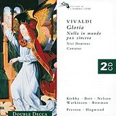 Vivaldi: Gloria/Nisi Dominus/4 Cantatas etc. by Various Artists
