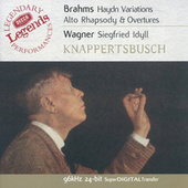 Brahms: Haydn Variations / Alto Rhapsody / Overtures / Wagner: Siegfried Idyll by Various Artists