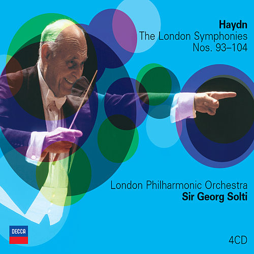 Haydn: 12  'London' Symphonies by London Philharmonic Orchestra