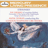 Stravinsky: The Firebird; Fireworks; The Song of the Nightingale; Tango; Scherzo à la russe by London Symphony Orchestra