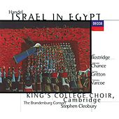 Handel: Israel in Egypt by Various Artists
