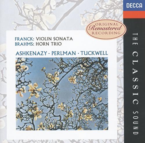 Brahms: Horn Trio / Franck: Violin Sonata by Various Artists