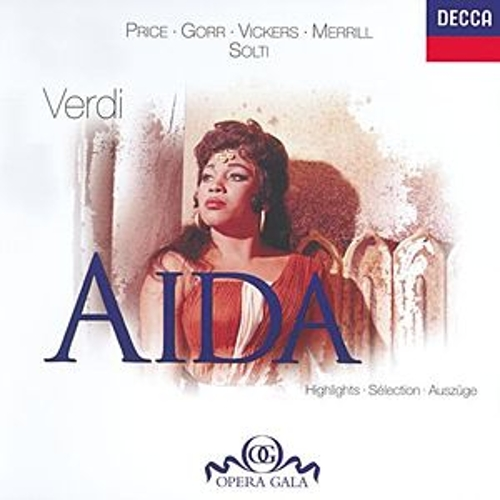 Verdi: Aïda - Highlights by Various Artists